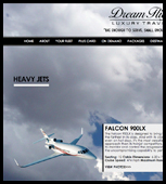 Dream Flights Luxury Travel Heavy Jets