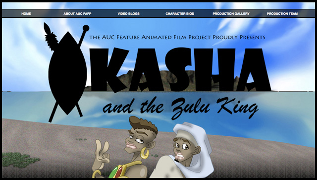 Kasha and the Zulu King Home Page