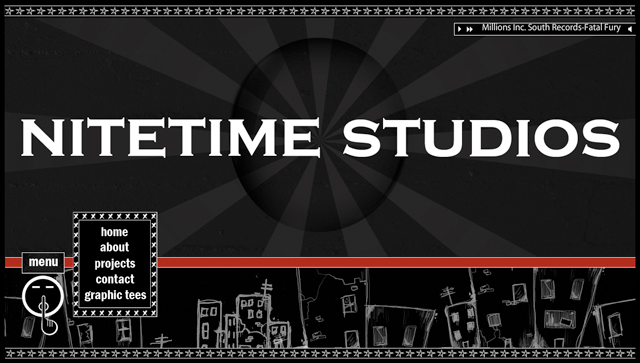Nitetime Studios Home Page