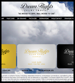 Dream Flights Luxury Travel Plus Card