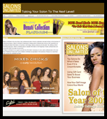 Salons Unlimited Magazine About Page