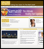 Salons Unlimited Magazine Advertisers Page